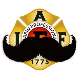 """Marin Firefighters Grow 'staches for """"Movemeber"""""""