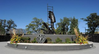 Fallen Fire Fighter Memorial and Wall of Honor